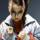 UK rapper Lady Sovereign covers The Cure's