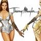 Thierry Mugler designs 4 Beyoncé