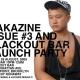 Oakazine Issue #3 + Girls & Boys: Klever, D.I.M., Ninjasonik and Alexander Technique