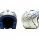 Tron vs Les Ateliers Ruby Motorcycle Helmet