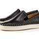 Christian Louboutin Spike Boat Shoe