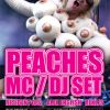 Girls & Boys: Peaches DJ Set
