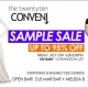 Convent Sample Sale