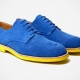T&F Slack Shoemakers London Capri Derby