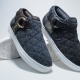 Harris Tweed vs UBIQ eL Sneaker