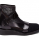 Phillip Lim Black Guerrero Mesh Boot