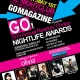 GO Magazine's Fifth Annual Reader's Choice Nightlife Awards