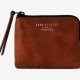 Acne Small Pouch Chestnut
