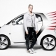 Jeremy Scott x Smart Electric Car Collabo