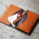 Roberu Japanese Leather Card Case