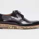 Dries Van Noten Camouflage Derby Shoe