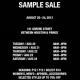 Alexander Wang Sample Sale