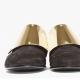 Giuseppe Zanotti Gold-Plated Loafers