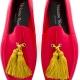 Vivienne Westwood Rubber Tassel Loafers