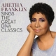 "Stream: Aretha Franklin ""Rolling In The Deep"" (Adele Cover)"