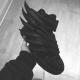 "Jeremy Scott x adidas Originals JS Wings ""Dark Knight"""