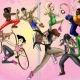Drag Queens vs Twinks in 'Gay Fighter Supreme' Video Game...Awesomeness!!!