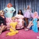 Ginger Minj, Eureka O'Hara, Tammie Brown, Jasmine Masters, Shea Couleé & Miz Cracker on Billboard