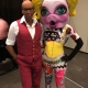 #DragConNYC: MX QWERRRK Makes Piggy Moves at RuPaul's DragCon NYC 2018 w/ Miss Fame, AJA, Sasha Velour, Bob The Drag Queen, Miss Peppermint & More!!!