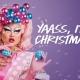Kim Chi Lush Cosmetics Holiday Campaign