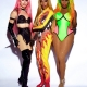 Aquaria, Jaida Essence Hall & Asia O'Hara