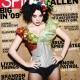 Lily Allen shot by Ellen von Unwerth