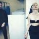 Steven Klein's new Toilet Sex Video w/ Amber Valletta