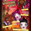 """""""Monster High"""" HALLOWEEN at MY CHIFFON IS WET NYC!!!"""