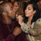 Grammy Awards 2015 Kanye West, Kim Kardashian