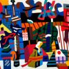 Stuart Davis: In Full Swing Exhibition