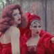 """NYC Drag Duo Sateen Spreads Hope in """"Love Makes the World"""" feat. Violet Chachki, Amanda Lepore, Merrie Cherry, Aquaria, Ryan Burke & More!"""