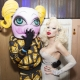 #DollParts: 7 Minutes In Club Heaven w/ Amanda Lepore & Mx Qwerrrk at Ladyfag's Battle Hymn NYC (Pt.2, pics)