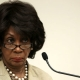 "Happy Birthday 2 Ya Auntie Maxine ""Reclaiming My Time"" Waters"