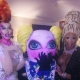 """Mx Qwerrrk Backstage at RuPaul's Drag Race """"Werq The World"""" Tour w/ Bob the Drag Queen, Violet Chachki, Peppermint & More!!!"""