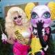 Trixie Mattel & Mx Qwerrrk at RuPaul's DragCon