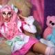 "Watch: RuPaul's Drag Race UK SCAREDY KAT ""Nine Lives"" feat. Pussy Kat"
