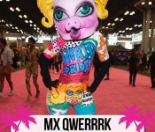 RuPaul's DragCon 2020: Meet Mx Qwerrrk