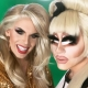 Katya & Trixie (RuPaul's Drag Race Season 7)