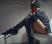 "BETCH!!! Fashion Assassin RAJA's ""Shoes"" Rule in New Vid feat. Viral Star Kelly (aka Liam Kyle Sullivan) & Tyler Stone"