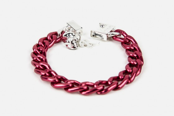 raf-simons-atelier-11-fuschia-aluminium-bracelet-1