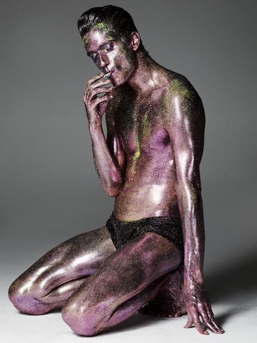 glitter litter sex