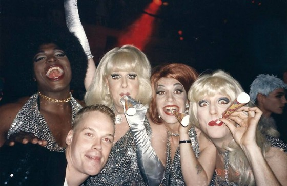 the drag explosion