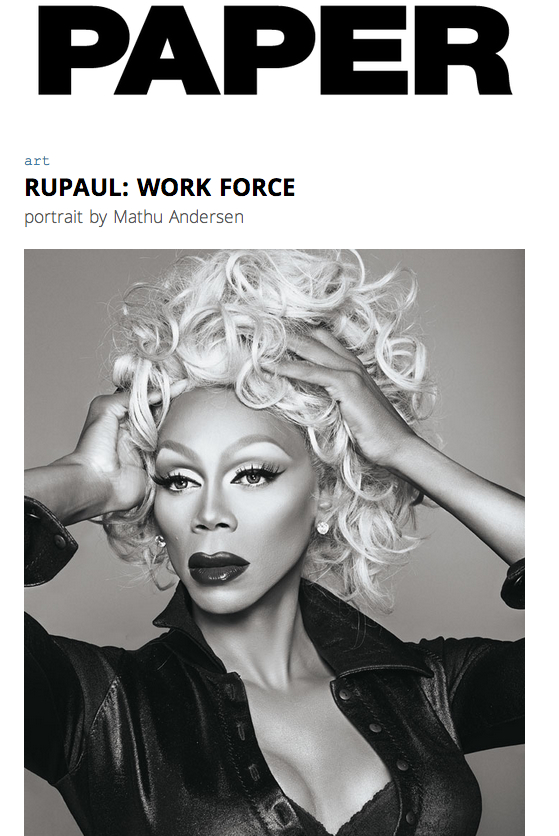 rupaul copy