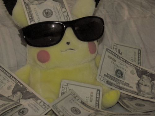 paid pikachu