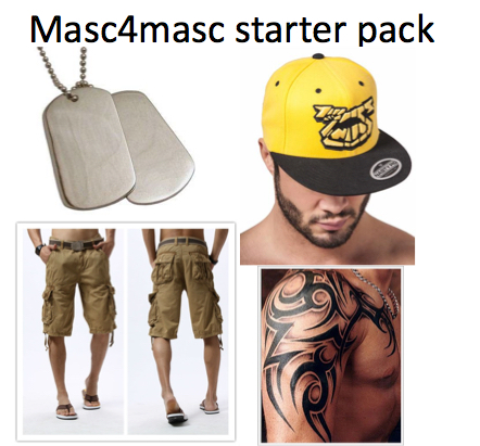 masc copy