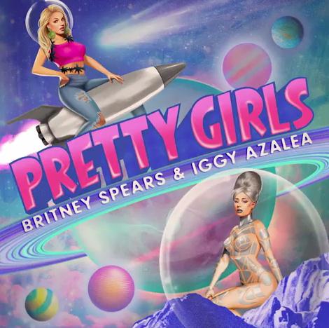 pretty girls britney spears copy