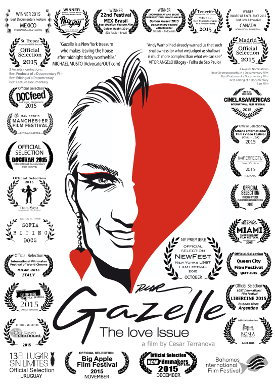 gazelle the love issue