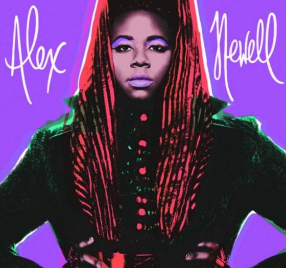alex newell