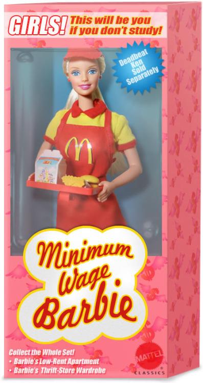 barbie mcdonalds