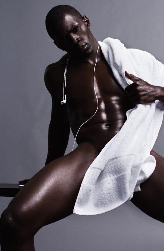 gay towel boy